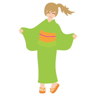 Children's Yukata 2 (Japan)