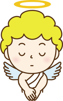 Angel to bow
