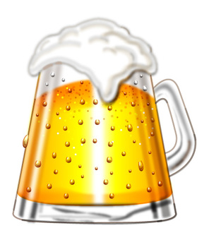 Beer toast E