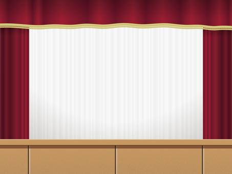 Hanging curtain 2
