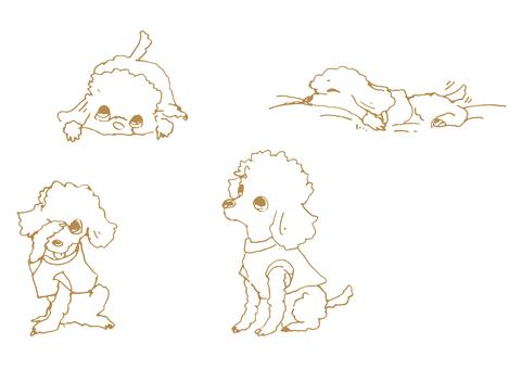 Line drawing de Wanko