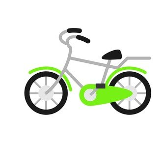 Waste sorting - Bicycle