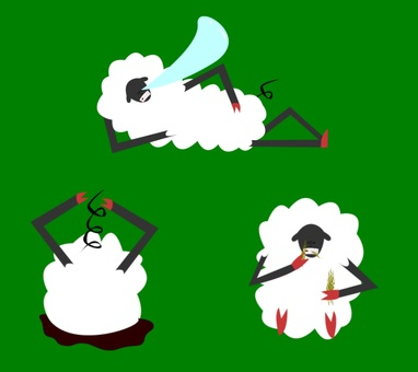 The lives of sheep