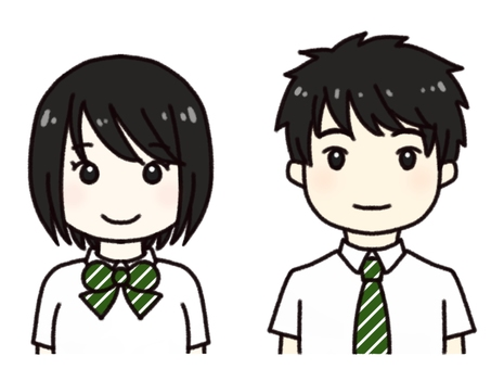 Summer uniform②