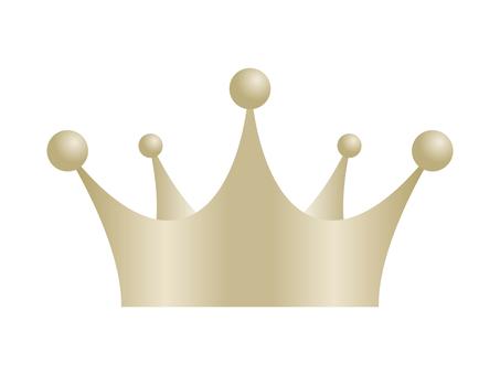 Crown silver 6