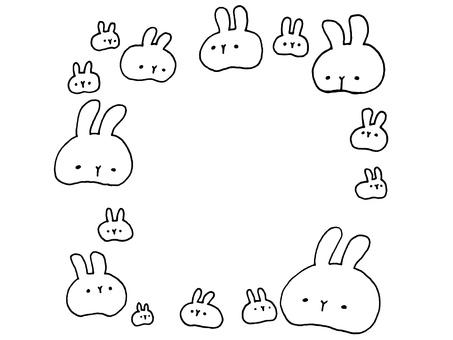 Rabbit Frame 1 1