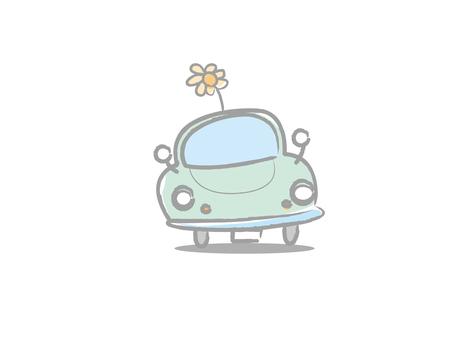 Heartwarming car