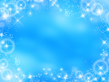Background Glitter Blue