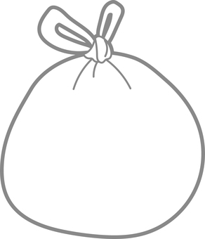 Plastic bag with mouth