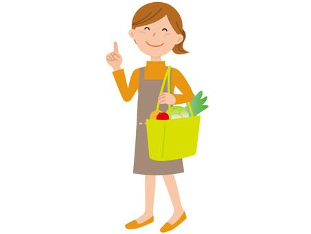 51210. Women, shopping