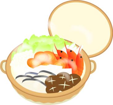 鍋料理 / casserole
