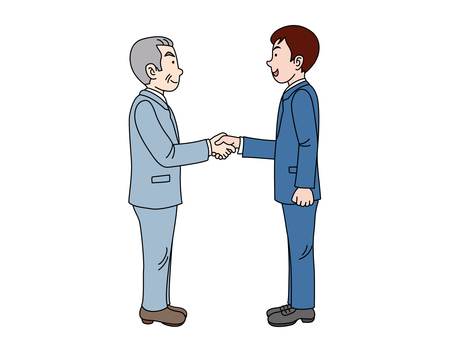 Handshake (establishment of negotiation) 1