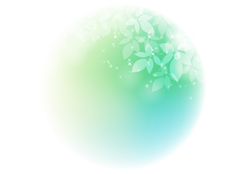 Fresh green material 72