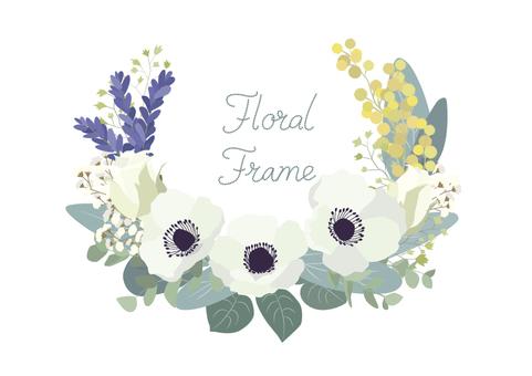 Flower frame 01_02
