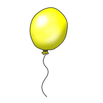 Balloon - Yellow