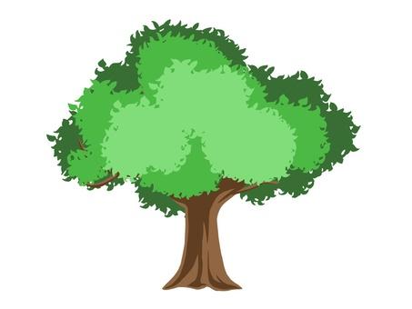 樹_三步彩色編碼