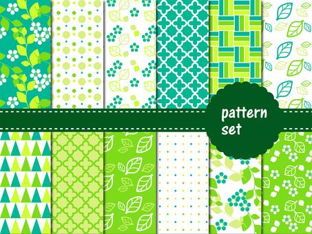 Pattern set 12