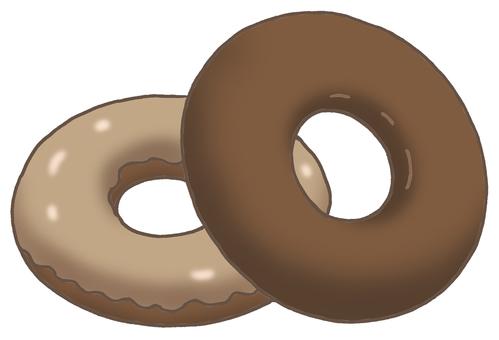 Donut. 3