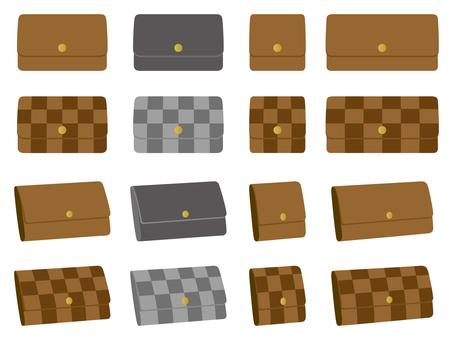 Wallet / key case