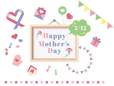 Mother's Day Material Set May 12