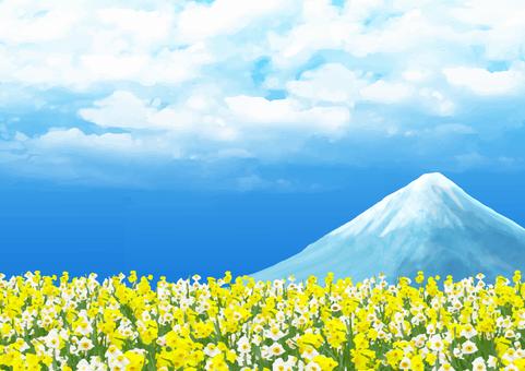 Suisen and Mt. Fuji