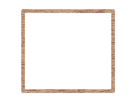 Bordered colored paper-style frame