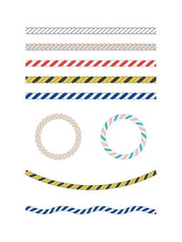 ブラシ001-ロープ