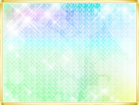 Fashionable panel frame 11
