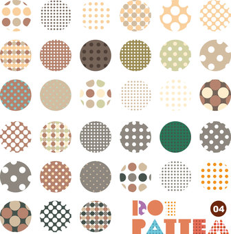 Pattern collection dot 04