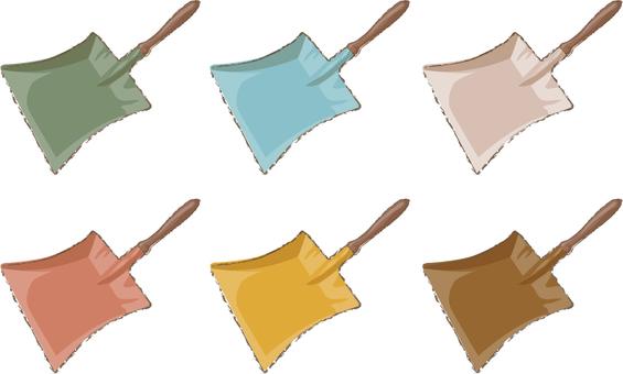 Chirori each color