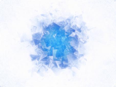 얼음 06 흐림