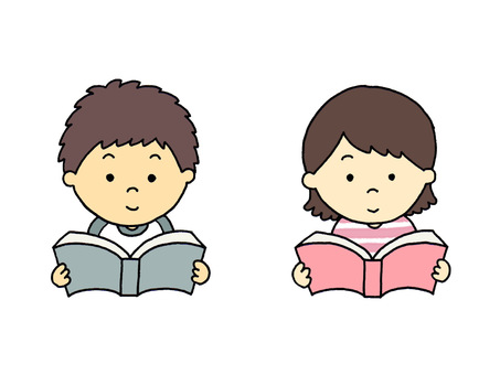 Reading (Children 2)