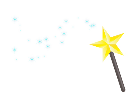 Magical stick (cane)