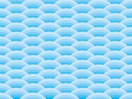 Pattern (17) Wave image