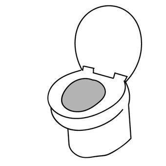 Western-style toilet