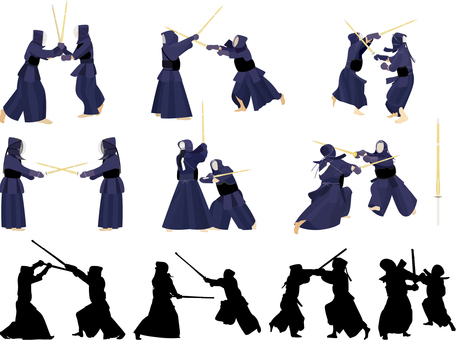 Kendo icon set