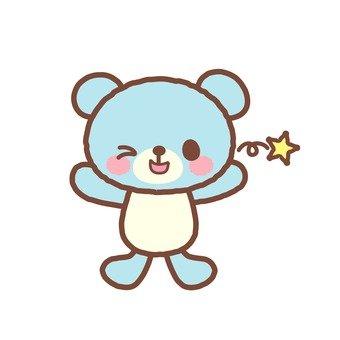 Wink bear