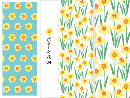 Pattern Flower 04