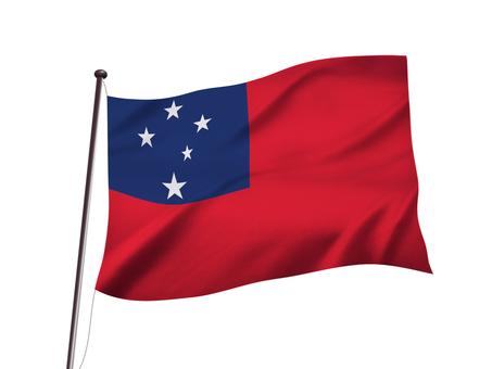 Samoa flag image