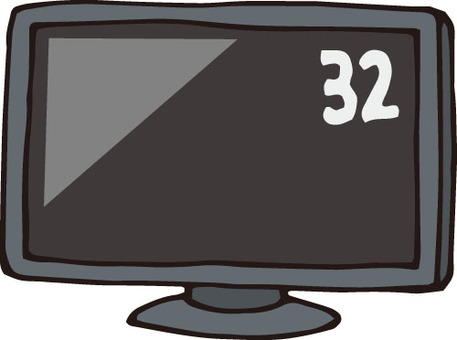 Home electronics (TV · LCD 32 inches)