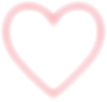 Heart _ blur _ 02 _ red