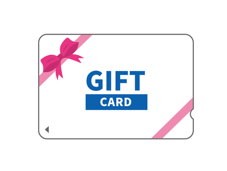 Gift card (pink)