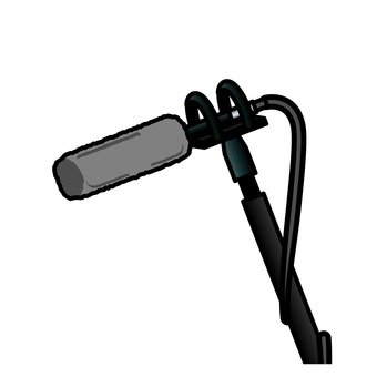 Gun mic