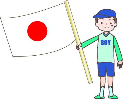 Hinomaru boys