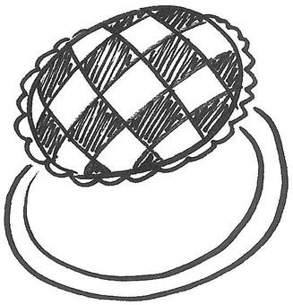 Checkerboard ring