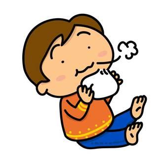 一個孩子吃肉婊子