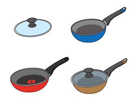 Frying pan a