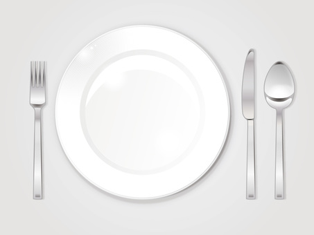 Silver tableware 01