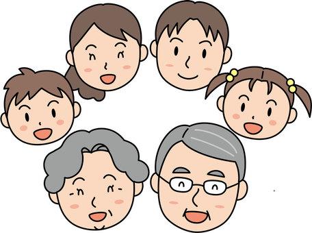 微笑的家庭2