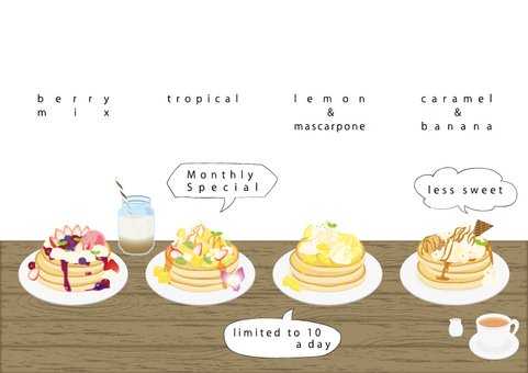 Pancake Cafe 2